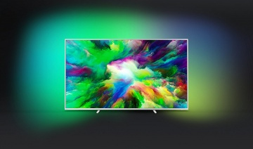 "NUOVO SIGILLATO 2018: PHILIPS 75PUS7803 LED 75"" SMART TV ULTRA HD UHD 4K ANDROID ULTRA SLIM AMBILIGHT DTB-T2/S2 - GARANZIA 24 MESI UFFICIALE PHILIPS ITALIA"